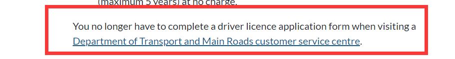 昆士蘭州駕照翻譯naati三級認證